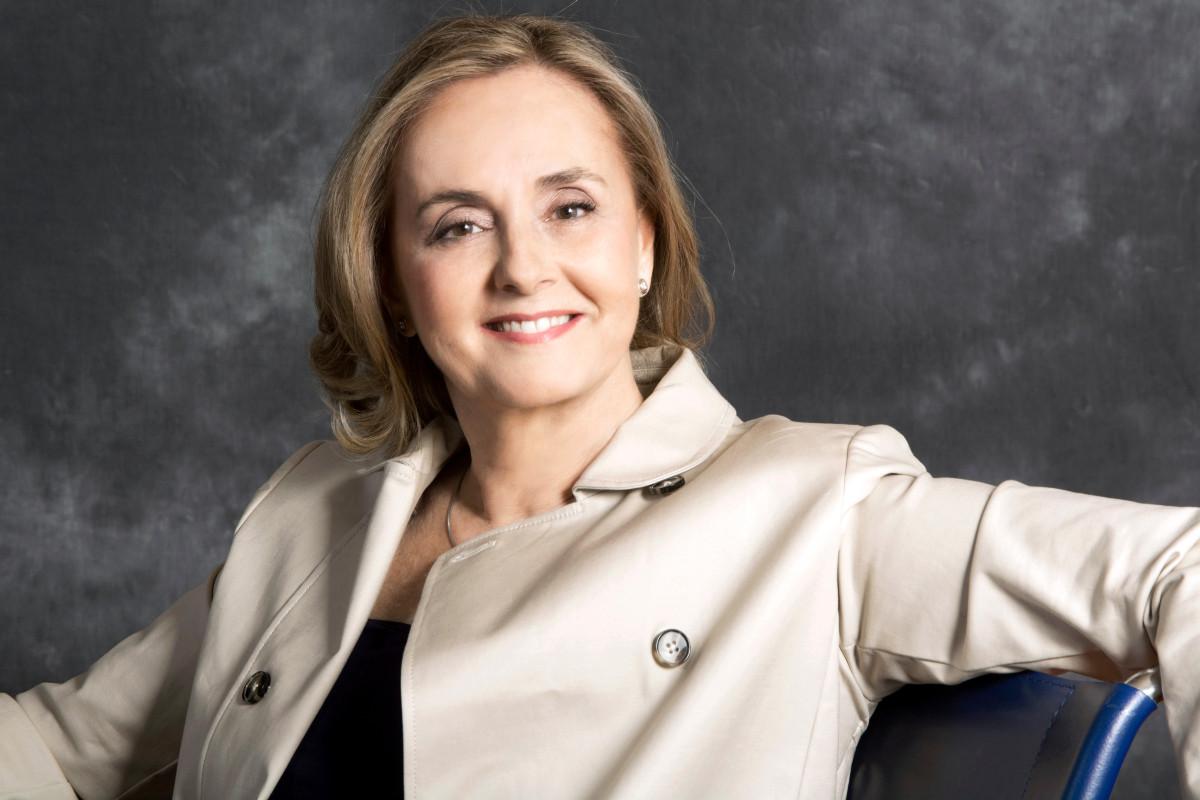 Margarita Alfonsel, de Fenin, valora la dotación de 796,1 millones de euros con los que se dotará al Plan de Inversiones en Equipos de Alta Tecnología del SNS, integrado en el Plan de Recuperación del Gobierno.