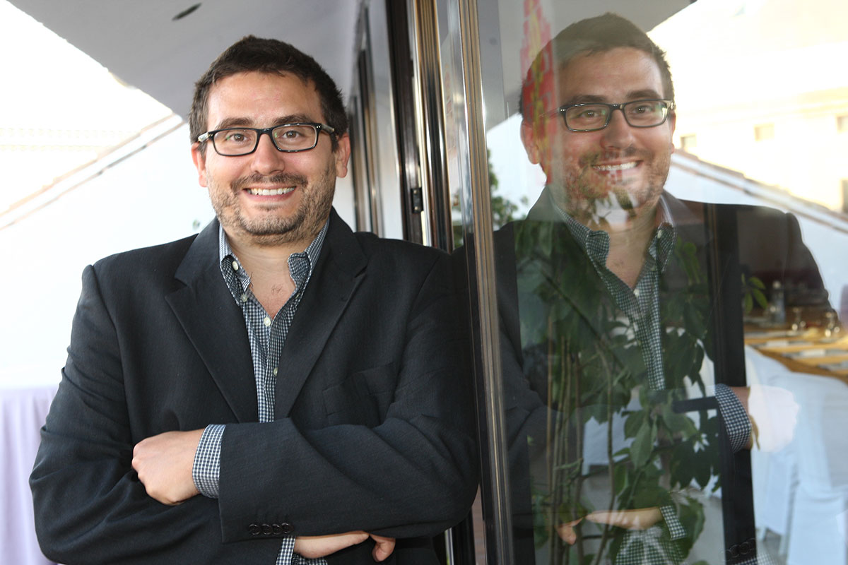 Pau Montesinos, hematólogo del Grupo Español de Leucemia Mieloblástica Aguda de Pethema.