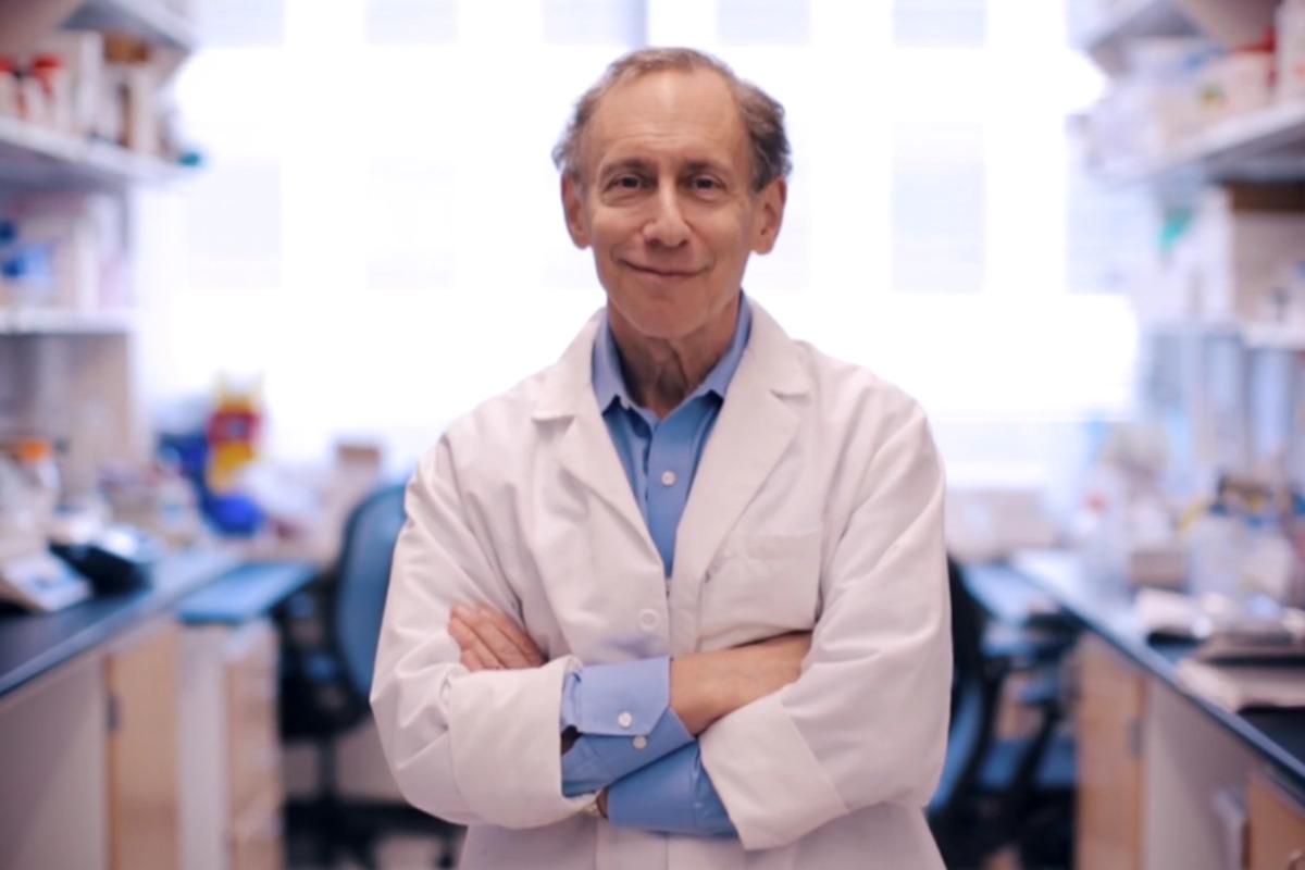 Robert Langer, profesor del Instituto Tecnológico de Massachusetts (MIT).