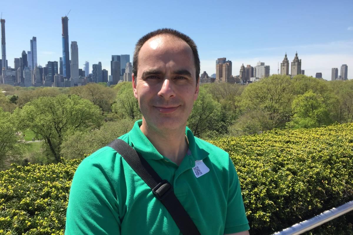 Roberto Galao Malo es especialista en Salud Mental y experto en los cuidados críticos y cardiológicos. Ahora ejerce en el Hospital Monte Sinaí, en Estados Unidos.