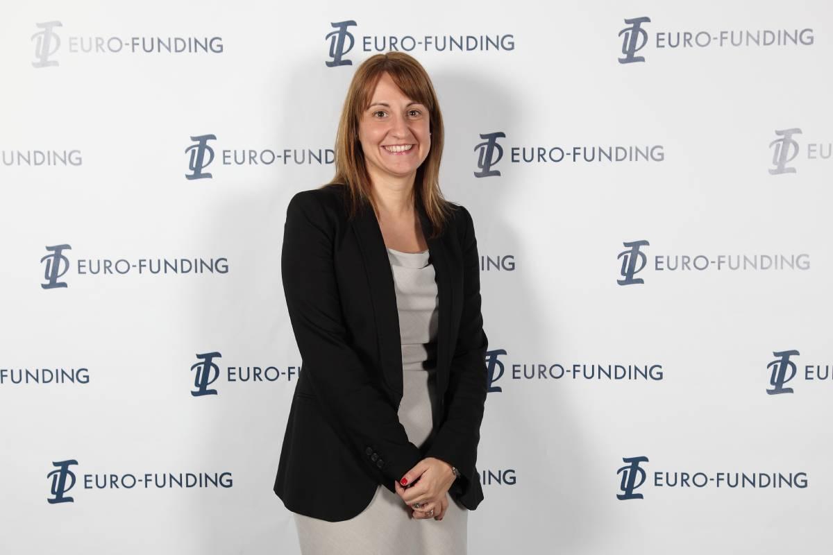 Maria Victoria Palau, key account manager de Euro-Funding.