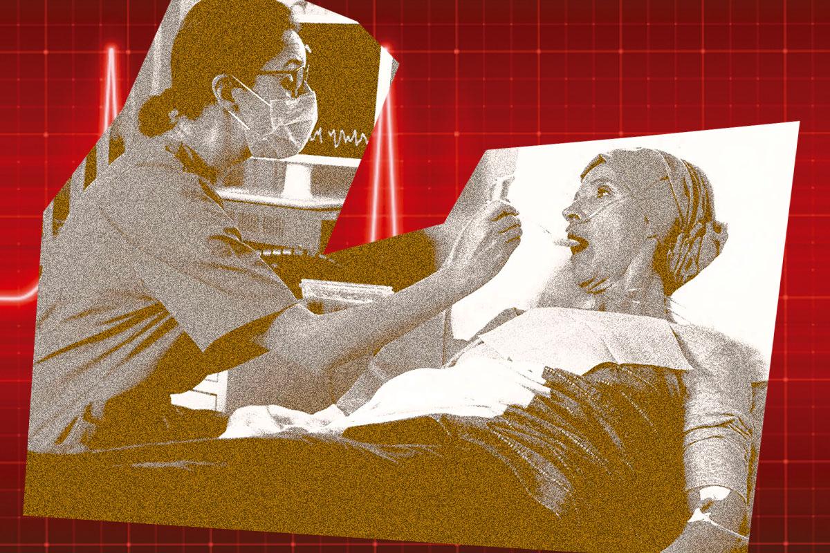 En la enfermedad oncológica hay estudios que evidencian que la desnutrición relacionada con la enfermedad afecta en torno al 60% de los pacientes.