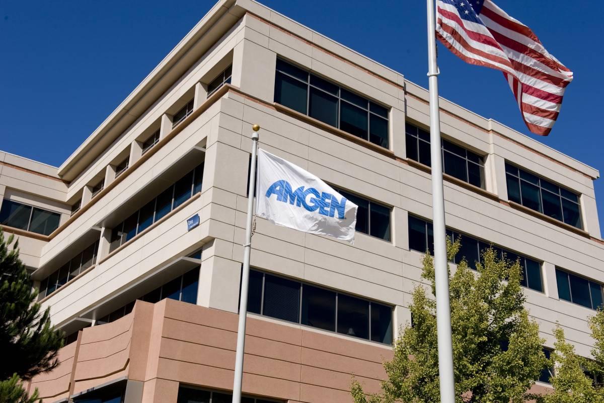 Sede central de Amgen en Thousand Oaks, California.