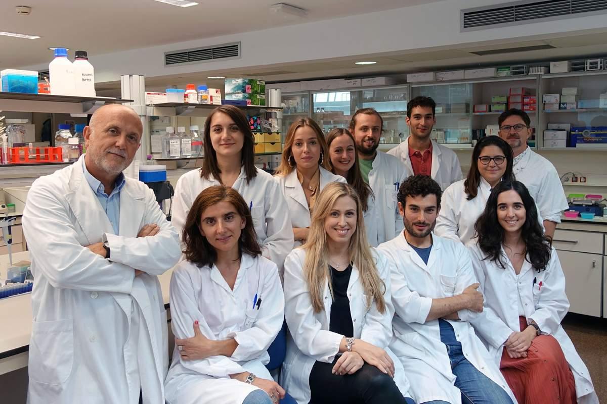 Investigadores de la Universidad de Valencia.