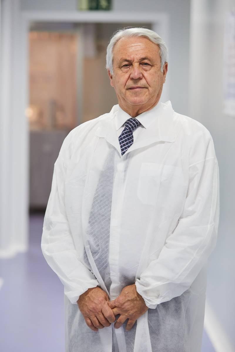 Esteban Rodr�guez, CEO de Biofabri.