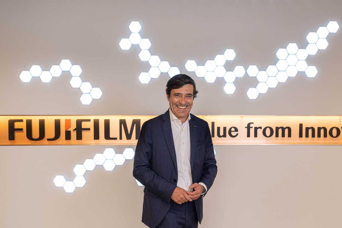 Pedro Mesquida, director general de Fujifilm España y Portugal, está focalizando el negocio nacional en el sector salud.