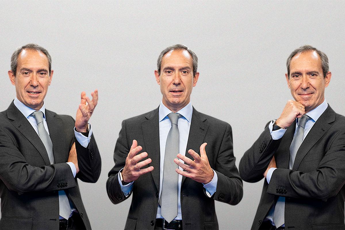 Javier Escalada, director del Departamento de Endocrinología y Nutrición de la Clínica Universidad de Navarra, y presidente de la Sociedad Española de Endocrinología y Nutrición (SEEN).