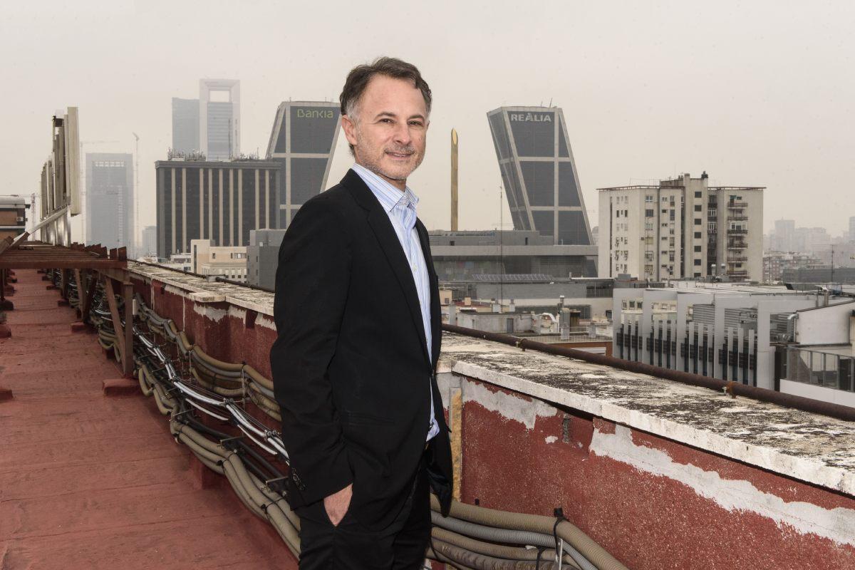 Jeffrey Lazarus, jefe del Grupo de investigación de sistemas de la salud del Instituto de Salud Global de Barcelona (ISGlobal), centro impulsado por la Fundación la Caixa.