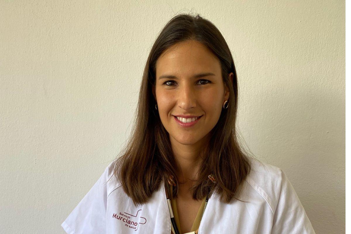 La neuróloga Mar�a Cerdán Sánchez analiza el impacto de este trastorno del sueño en afectados de Parkinson. FOTO: DM.