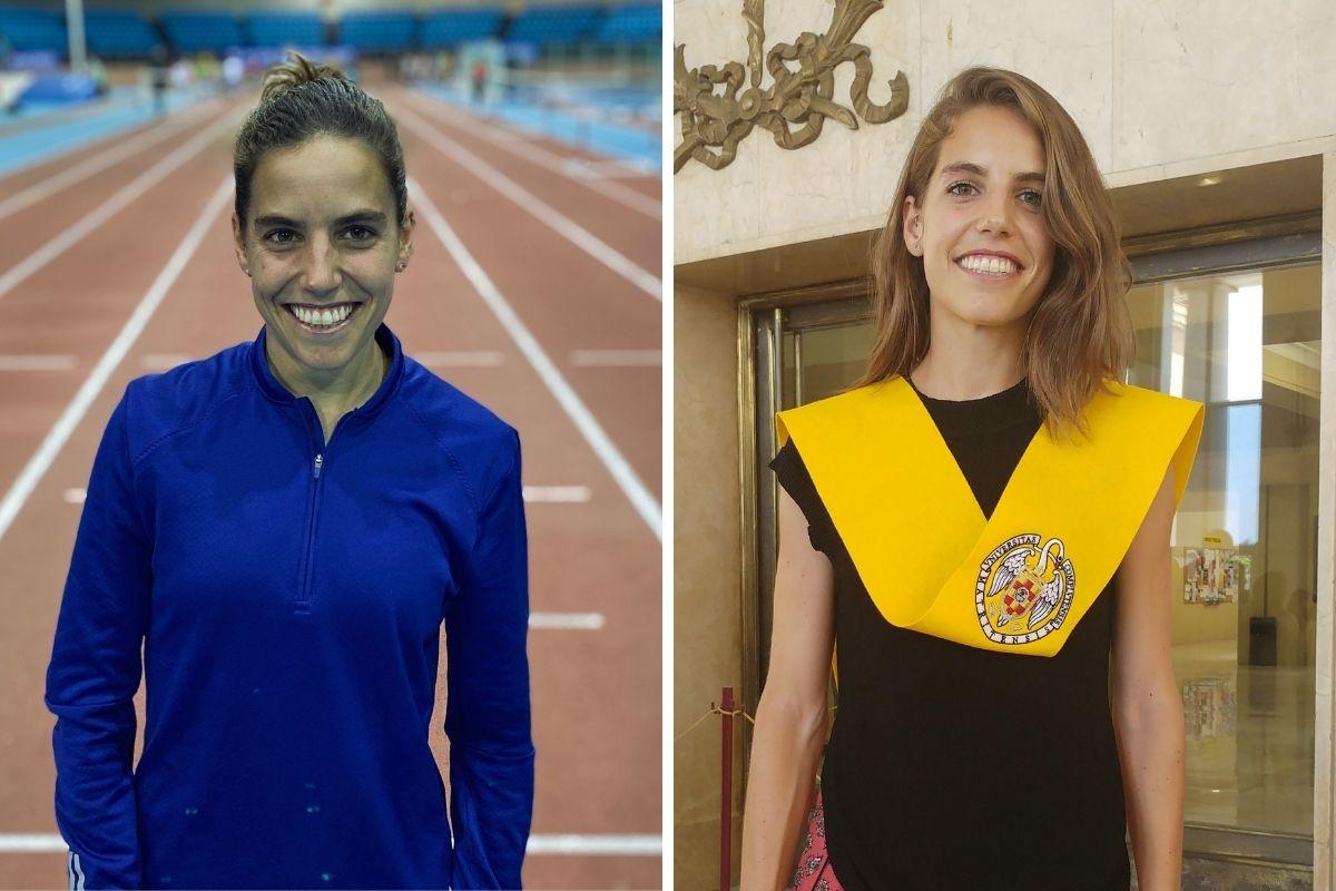 Marta Pérez, especialista en la prueba de 1.500 metros.