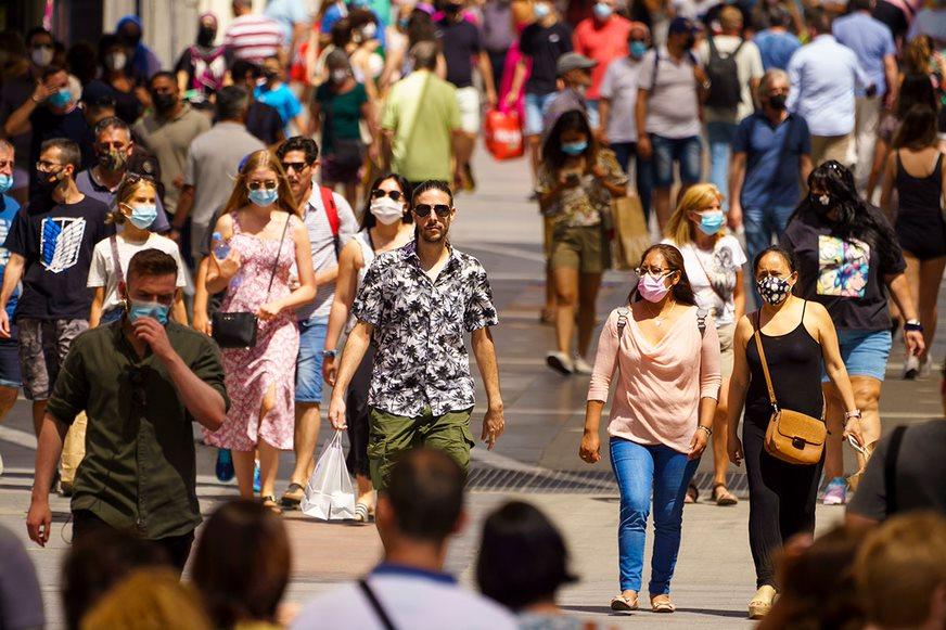 La pandemia de coronavirus se reactiva. Sanidad ha confirmado esta tarde un nuevo aumento en las cifras.