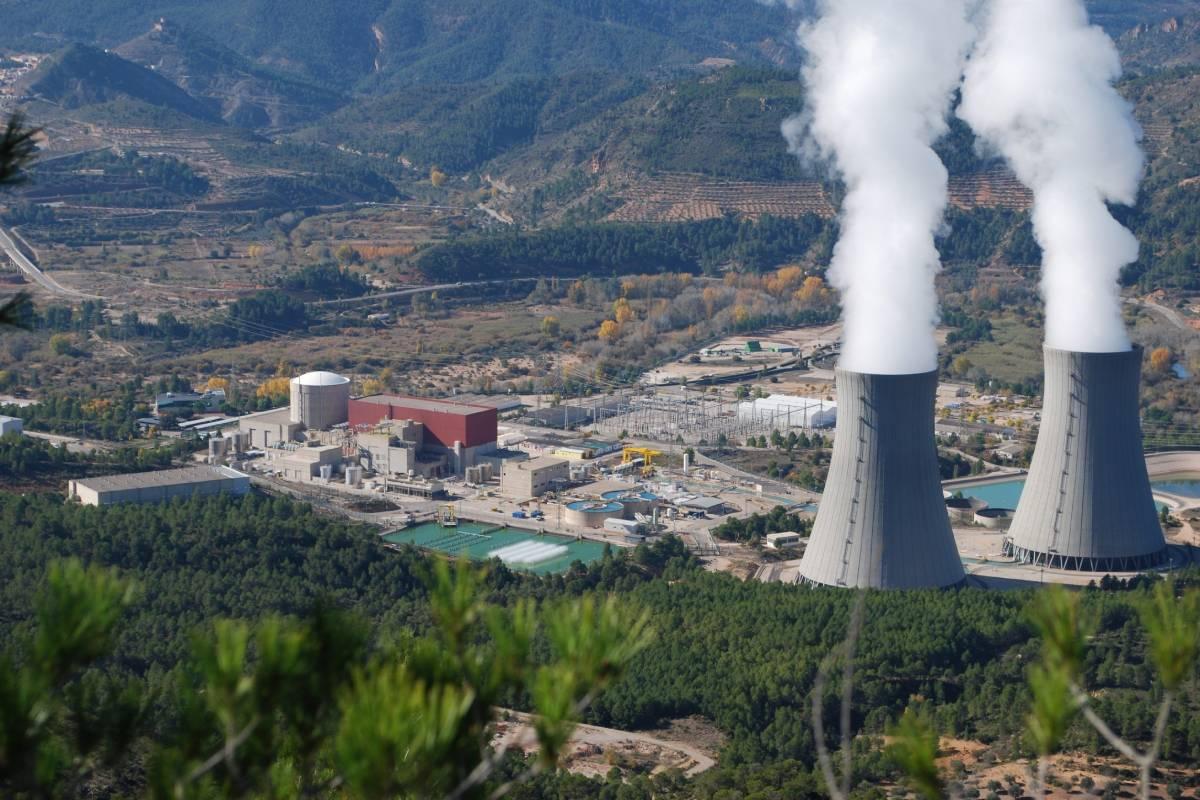 Central nuclear de Cofrentes, en la Comunidad Valenciana. / Foro de la Industria Nuclear Española.