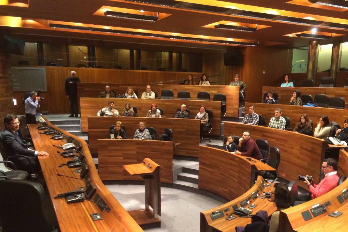El Parlamento asturiano ha aprobado la reforma de la Ley de Salud, que incluye la nueva composición del Consejo de Salud (FOTO: Gobierno de Asturias).