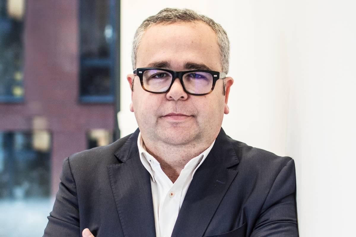 Juan Carlos Conde, nuevo director general de Teva para España y Portugal.