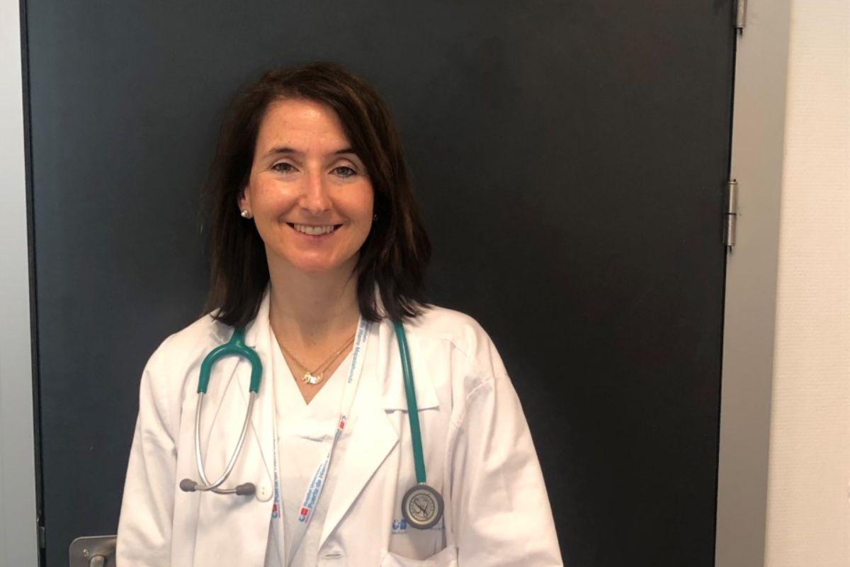 La oncóloga Ana Collazo, analiza la situación psicológica de los supervivientes de cáncer en época covid-19. FOTO: DM.