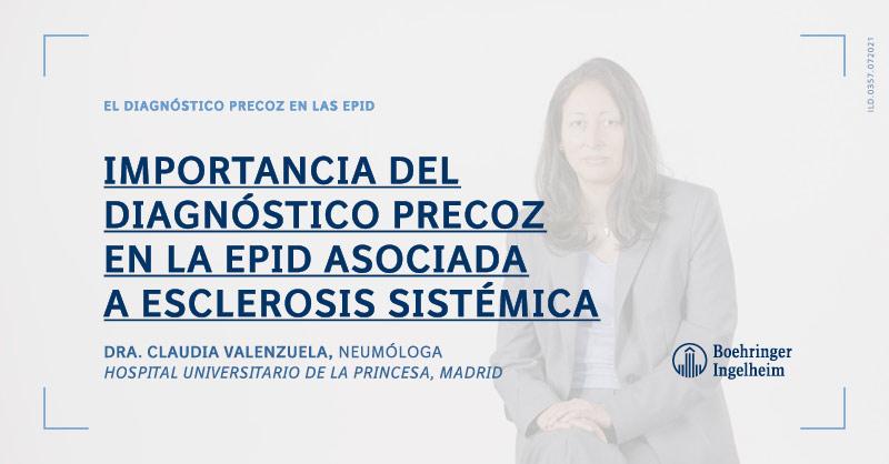 Dra. Claudia Valenzuela