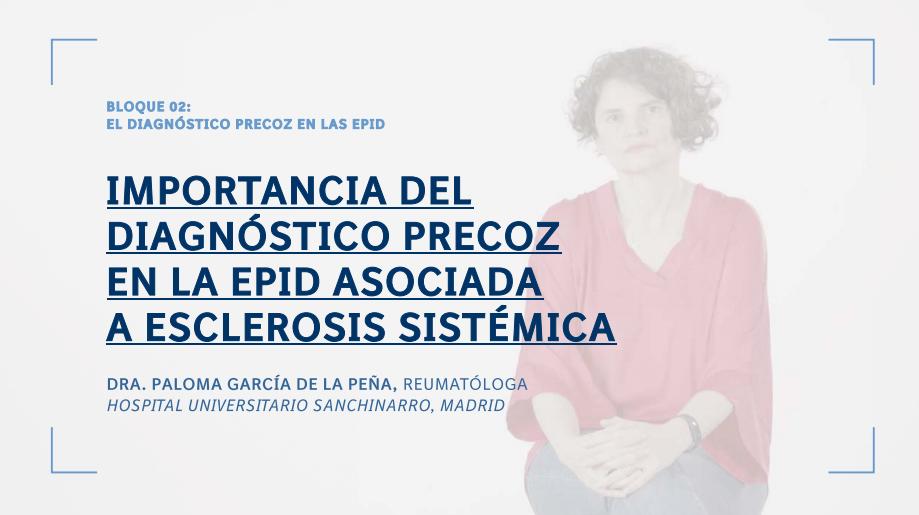 Dra. Garc�a de la Peña