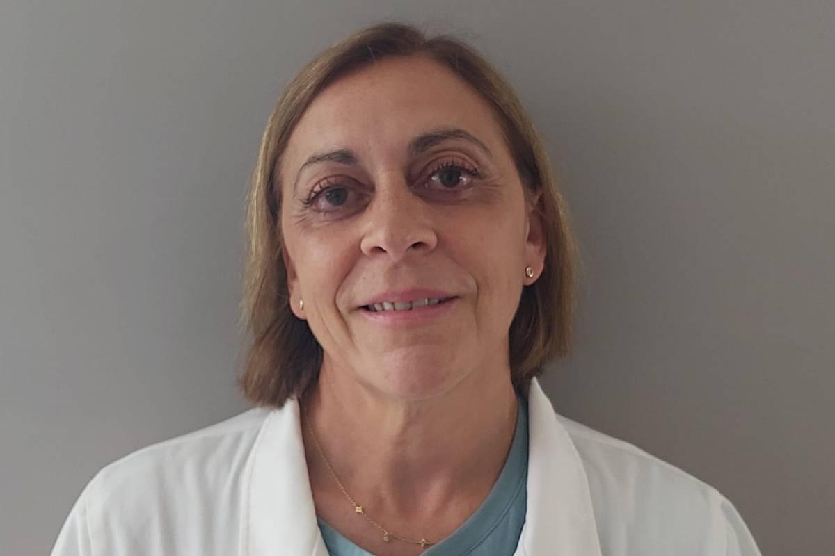 Pilar Garrido Mart�n, vocal de Migraciones y Desarrollo Asociativo de Médicos del Mundo