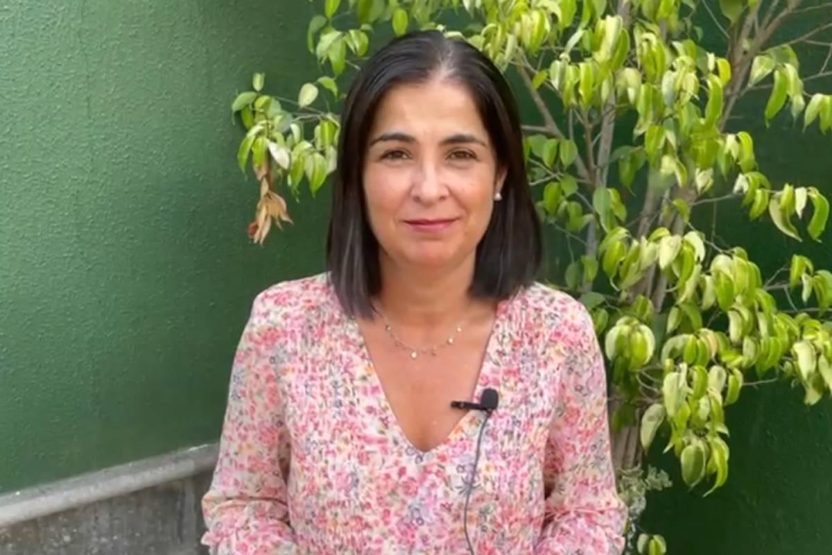 La ministra de Sanidad, Carolina Darias, al término del Consejo Interterritorial del SNS celebrado este miércoles. /Sanidad.