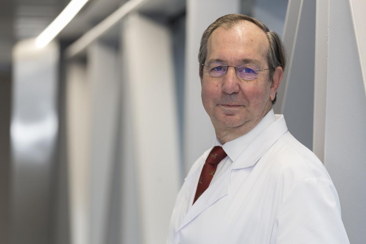 """Felipe Calvo es premio """"Life Award Achievement"""" de la Sociedad Europea de Radioterapia y Oncología (ESTRO)."""