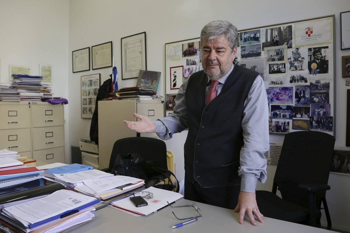 El CRES, que dirige Guillem López Casasnovas, ha indagado en los efectos de la pandemia en pacientes no covid-19.