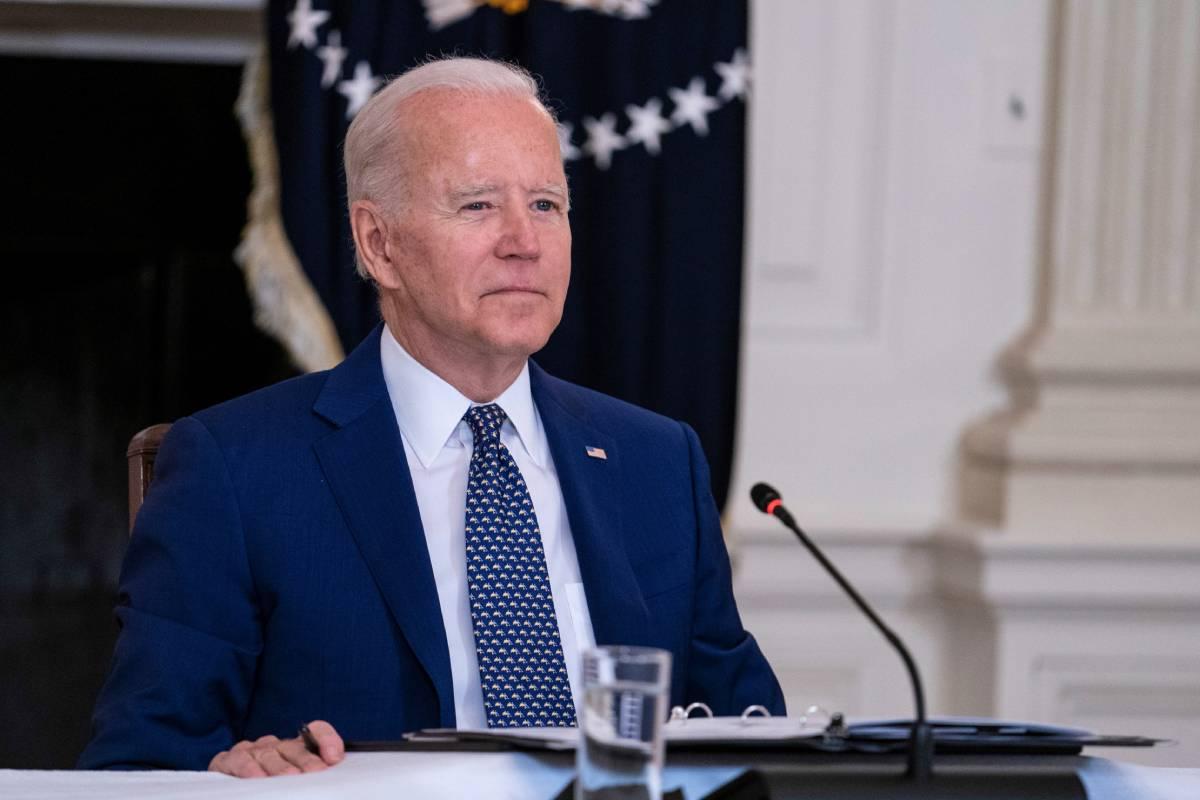 Joe Biden, presidente de los Estados Unidos (Foto: EFE)
