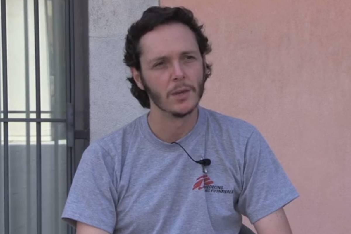 José Mas, responsable de la Unidad de Emergencias de Médicos Sin Fronteras. /MSF.