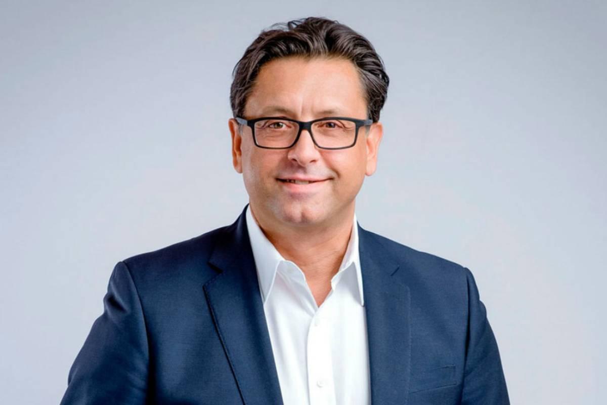 Paul Hudson, director ejecutivo de Sanofi.