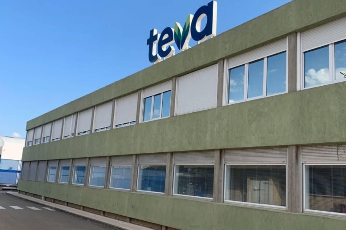 Planta de Zaragoza de Teva.