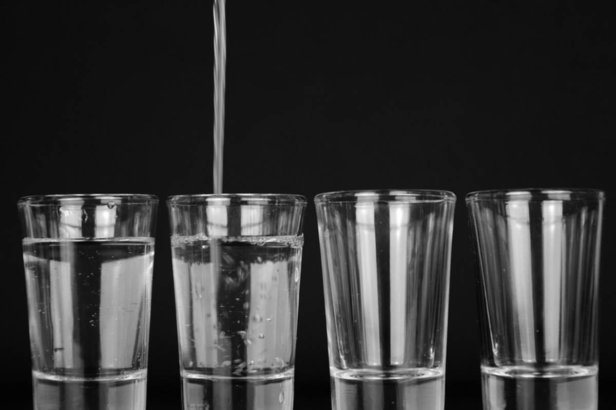 Las recomendaciones sobre la ingesta diaria de líquidos varían de 1,6 a 2,1 litros para las mujeres y de 2 a 3 litros para los hombres.
