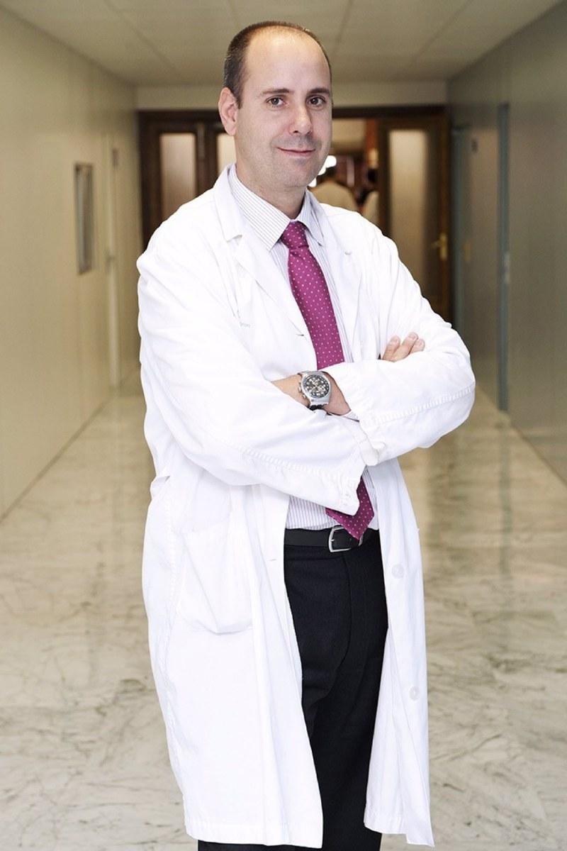Javier Cortés, investigador traslacional asociado de Vall d'Hebron Instituto de Oncolog�a (VHIO).