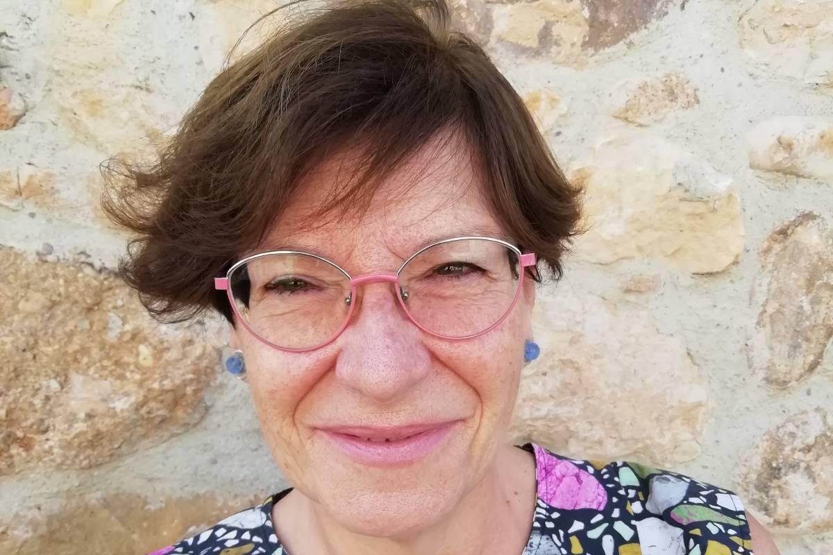 Elena Gonzalo Jiménez, enfermera de práctica avanzada y profesora de Salud Internacional de la Escuela Andaluza de Salud Pública.
