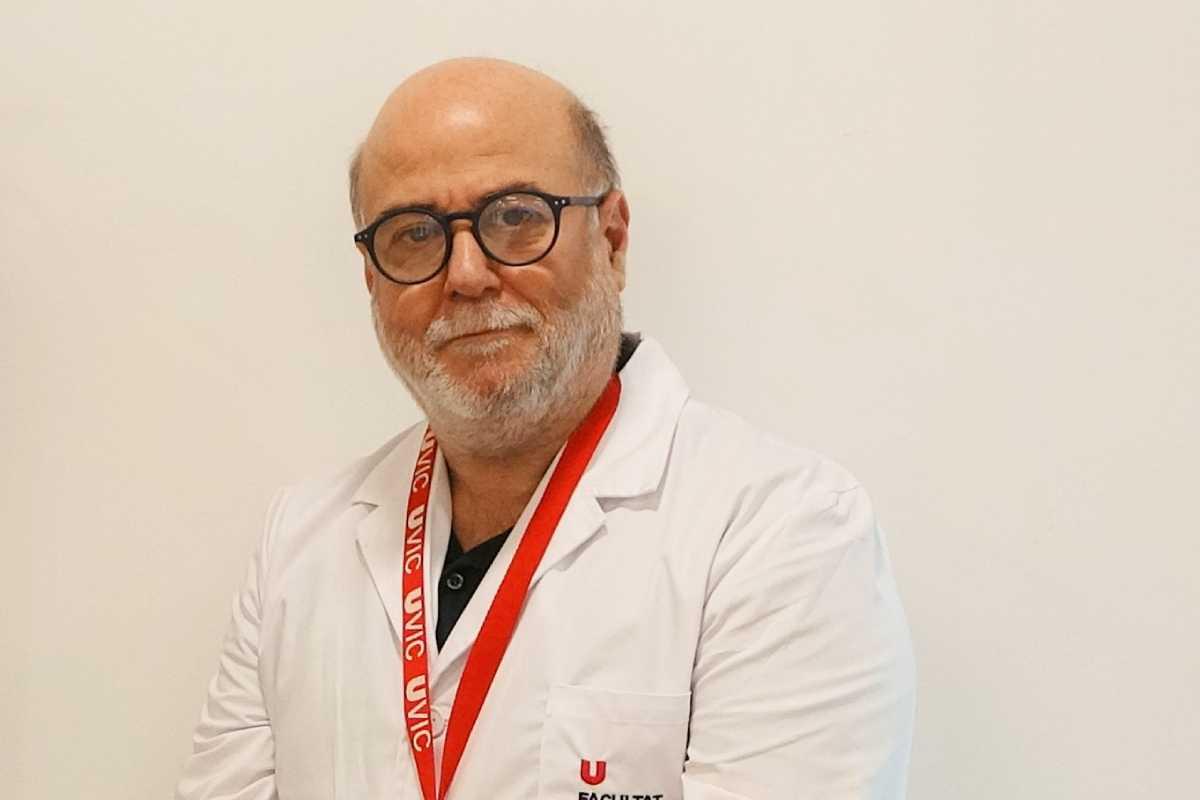 Toni Iruela es uno de los profesionales implicados en la fórmula catalana de autogestión profesional en atención primaria. Foto: UVic