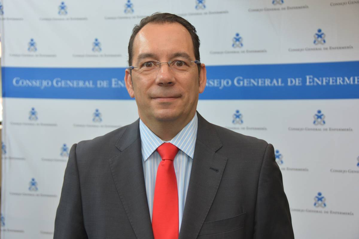 José Luis Cobos, vicepresidente del CGE.
