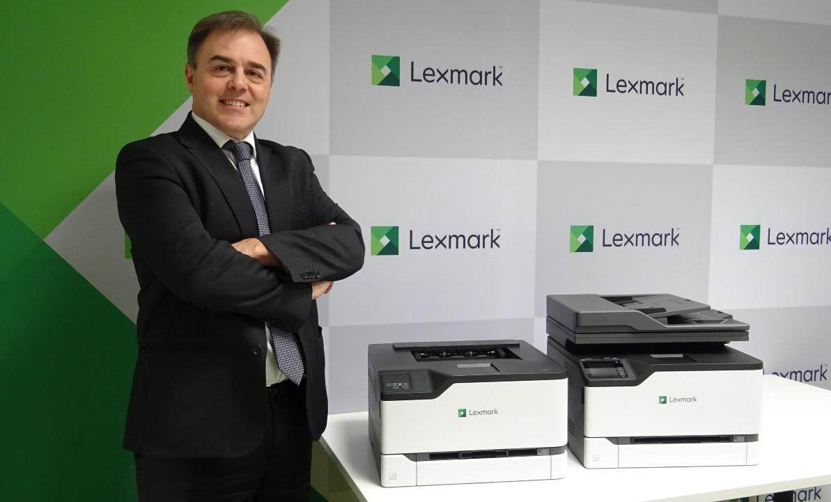 Juan Leal, director general de de Lexmark Iberia.