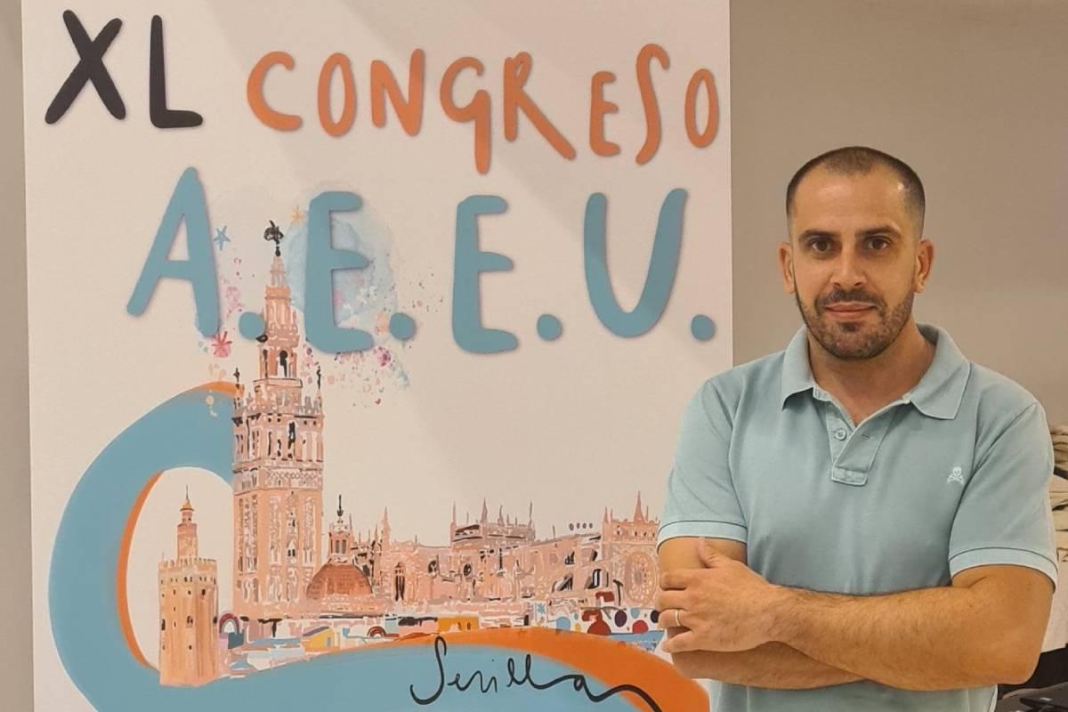 Manuel Bernal, nuevo Asociación Española de Enfermería en Urología (AEEU).