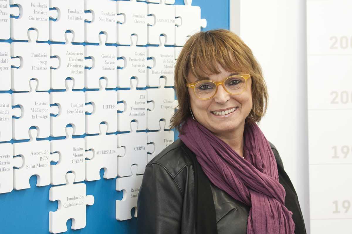 Roser Fernández, actualmente directora de la UCH, fue secretaria general del Departamento de la Salud de la Generalitat siendo presidente Artur Mas.
