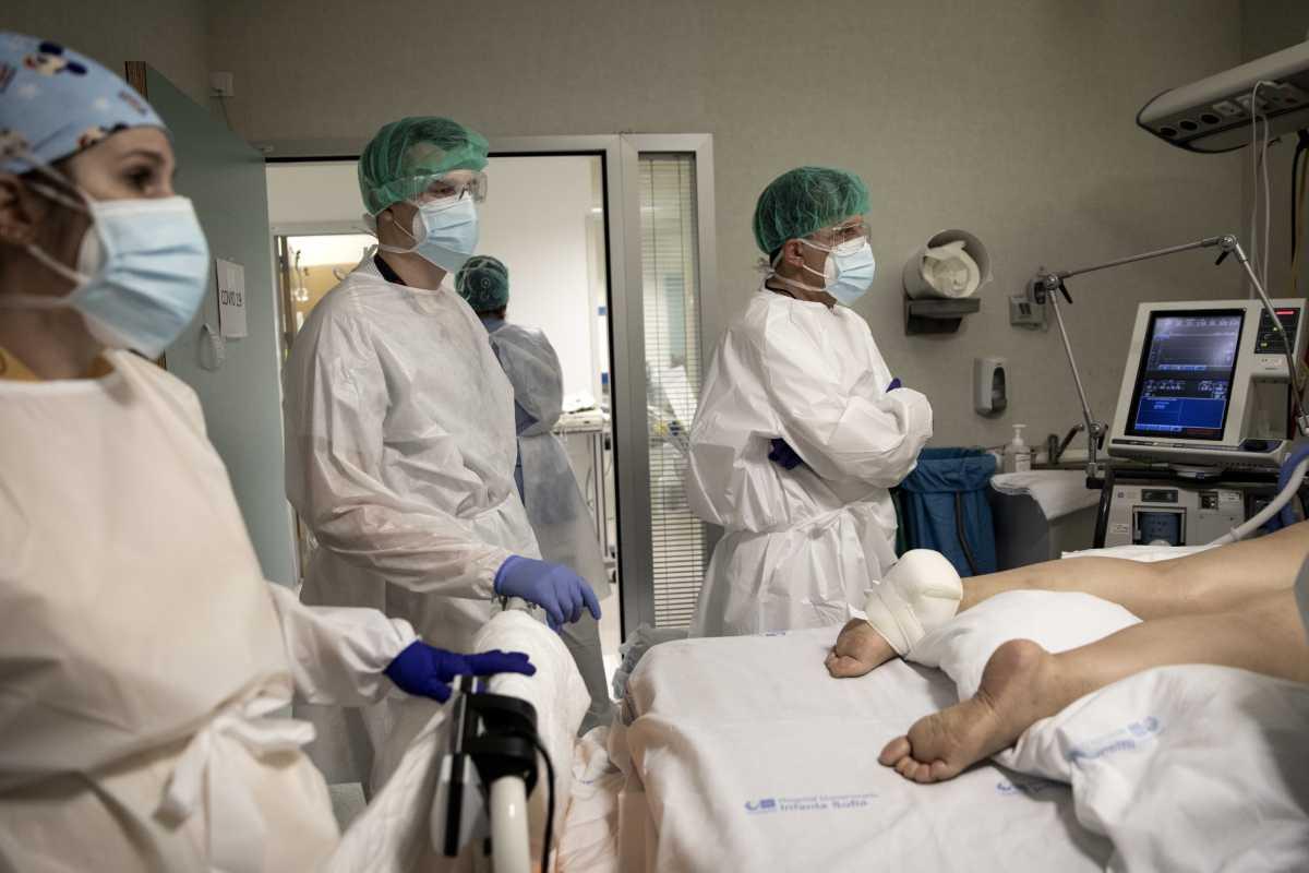 La covid ha hipertensionado el sistema pero el porcentaje de procedimientos en los que se establece responsabilidad profesional sigue siendo muy bajo.