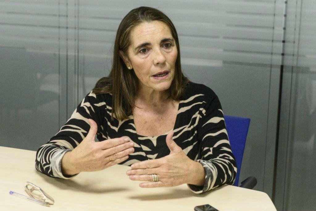 Consuelo de Garrastazu Diaz, doctora en Farmacia y responsable de Salud Ambiental enMadrid Salud.