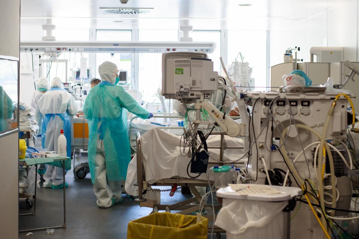 El registro SEMI-COVID-19 de la Sociedad Española de Medicina Interna estudia diversos aspectos de los enfermos con covid.