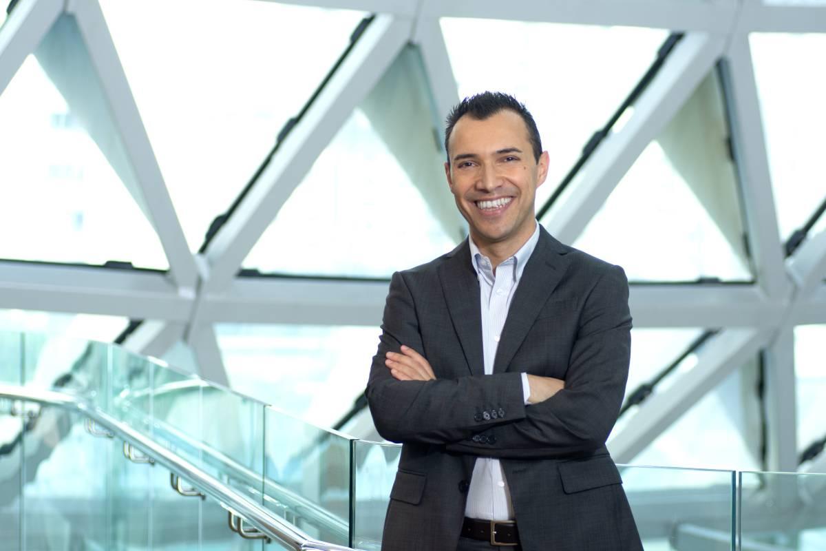 Davide Fanelli, nuevo director general de GSK Consumer Healthcare España.