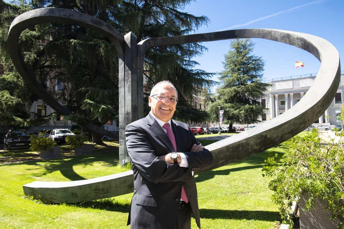 Juan Lerma, director del CINC.