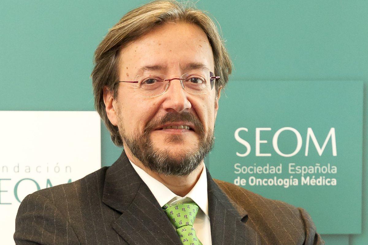 Álvaro Rodríguez-Lescure, presidente de la SEOM.