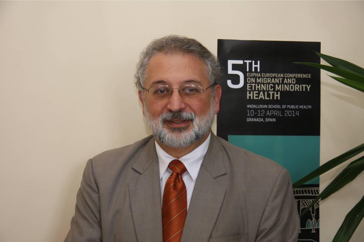 El epidemiólogo y ex directivo de la OMS Daniel López Acuña.