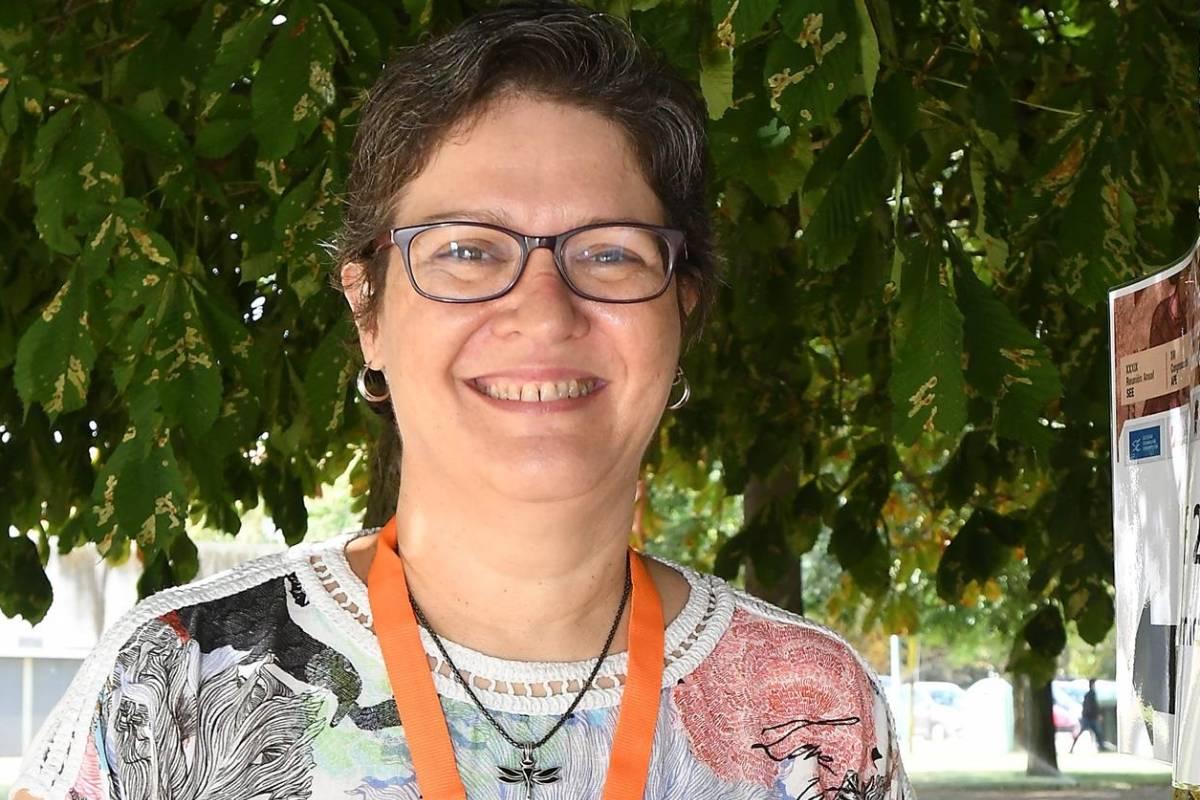 Elena Vanessa Mart�nez, presidenta de la Sociedad Española de Epidemiolog�a. /EFE.