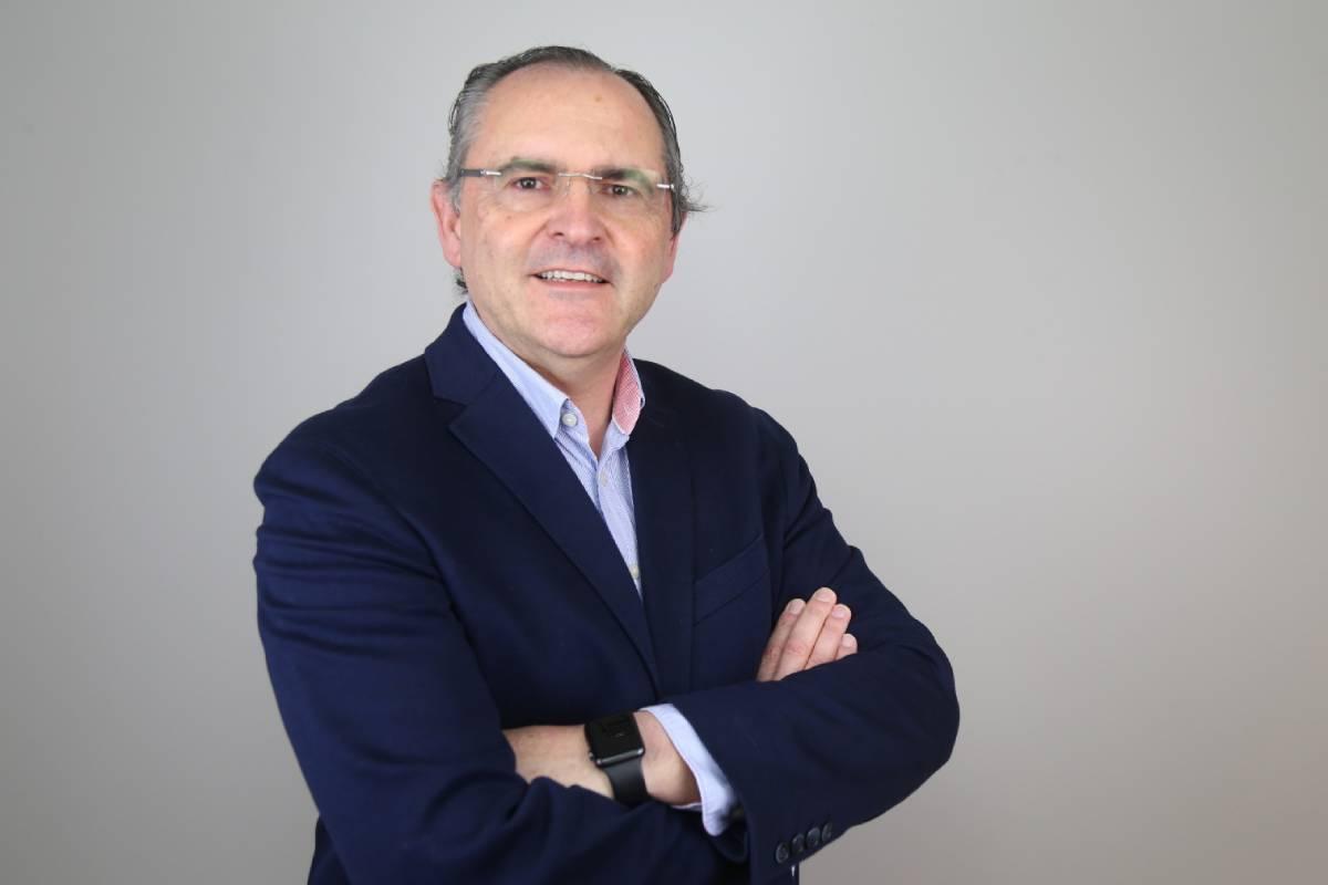 José Vázquez Fernández, candidato a presidir el COF de Pontevedra en los últimos comicios del 6 de junio.