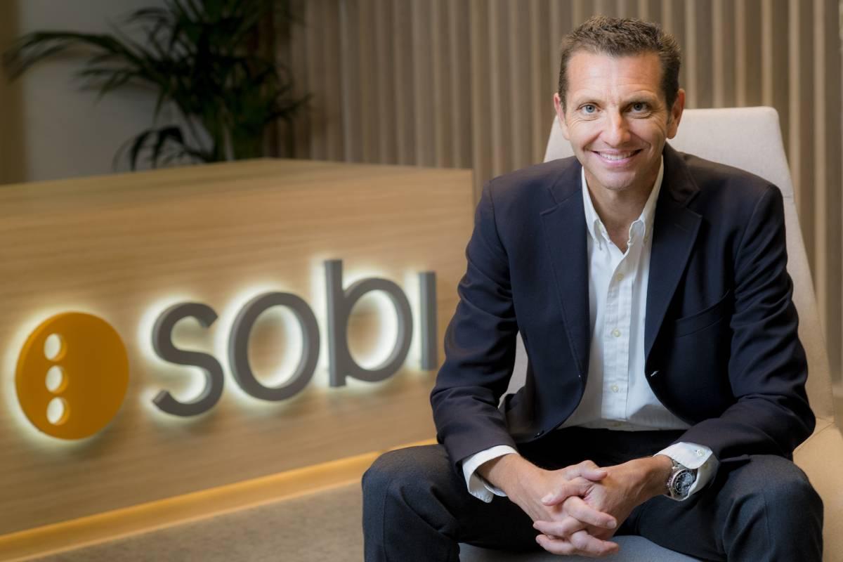 Pablo de Mora, director general de Sobi España.