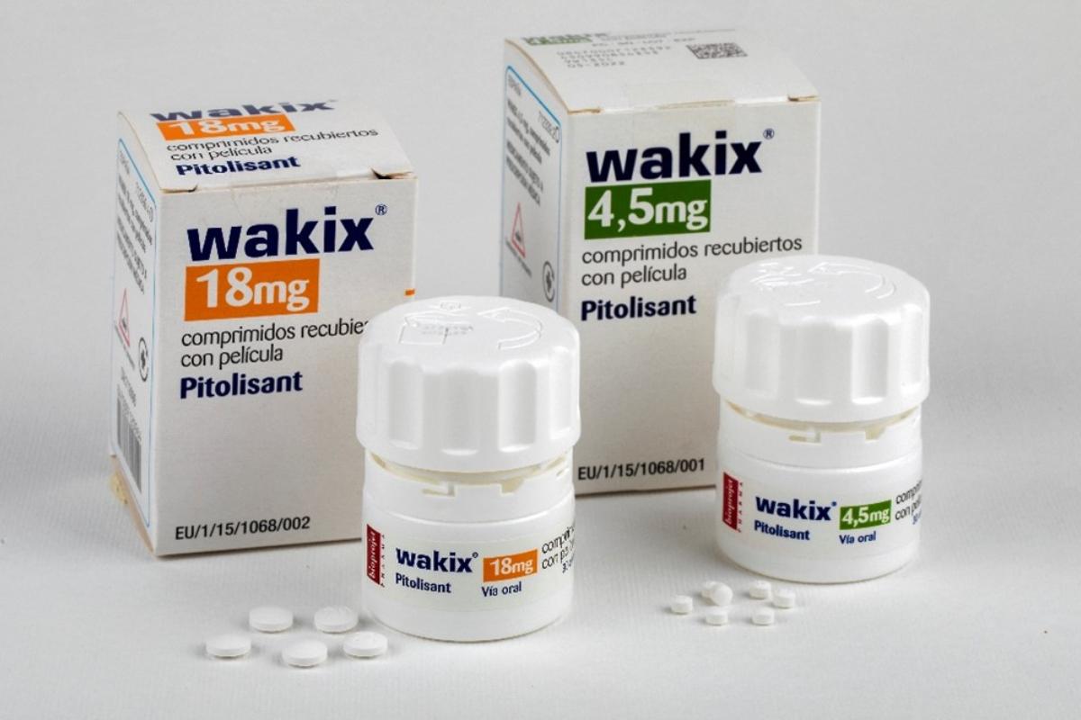 Presentaciones de 'Wakix'.