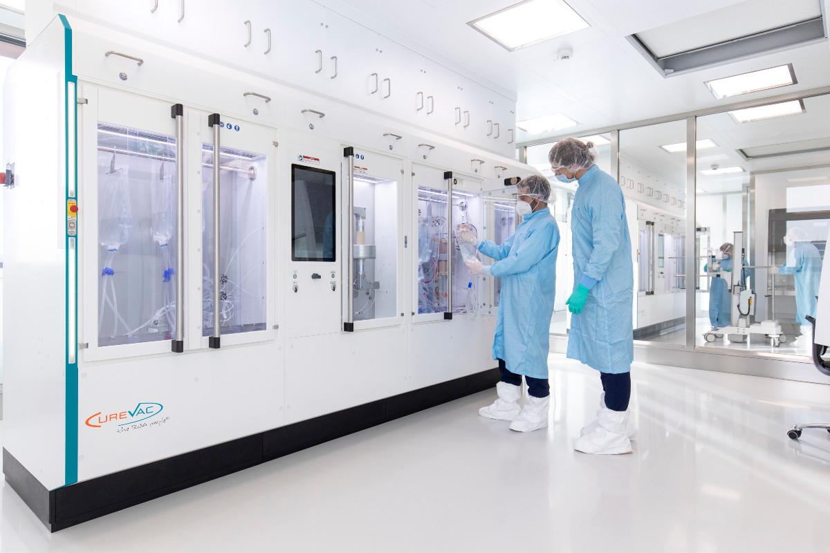 CureVac ha anunciado que centrará sus esfuerzos en un programa diferente de desarrollo de una vacuna de segunda generación frente a la covid-19.
