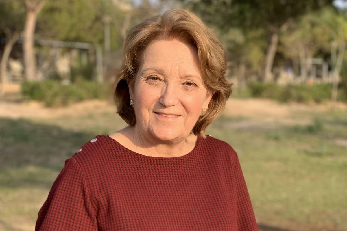 Elena Ariste, máster en 'Counselling' por la Universidad Ramón Llull (Barcelona) y con más de 25 años de experiencia en el campo de ka Escucha Activa.